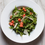 watermelon kale salad