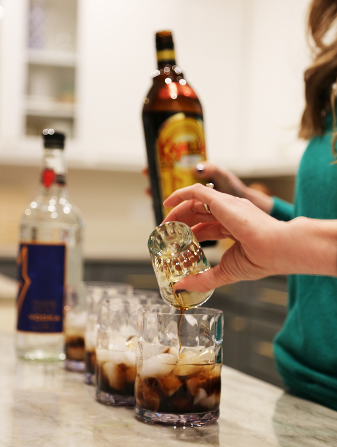 This 3-Ingredient White Russian is Simply Perfect