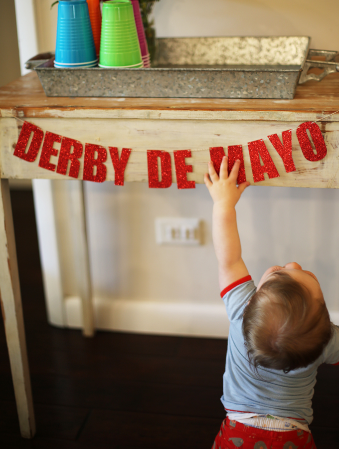 Derby de Mayo: Lee's First Birthday Party