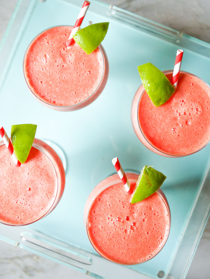 2-Ingredient Frose'